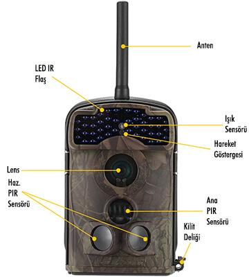 Acorn LTL-5310MC Fotokapan