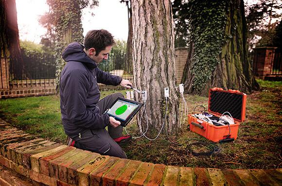 RINNTECH ARBOTOM Ağaç Tomografi Cihazı
