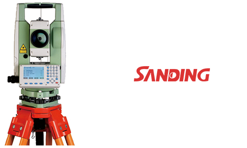 Sanding Arc 5 Total Station