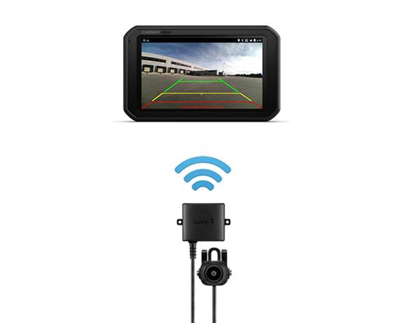 BC 30 Kablosuz Geri Görüş Kamerası