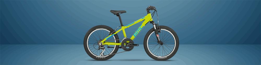 Banner – BMC Sportelite SE20 Lime Blue