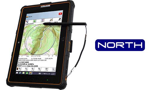 North Valkir 7 - GNSS GIS Alıcısı