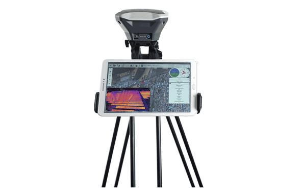 Sistema GNSS RTK PPK