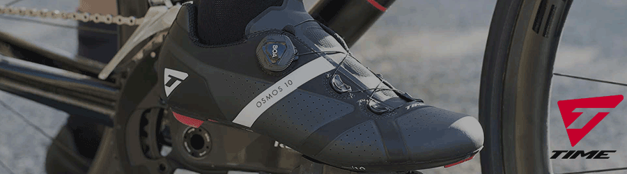 Time Osmos 10 Siyah Bisiklet Ayakkabısı banner