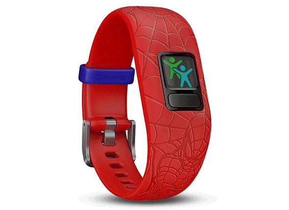 vivofit jr 2 spider man