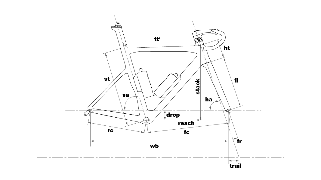 Geometry – Teammachine Timemachine 01 ROAD FOUR