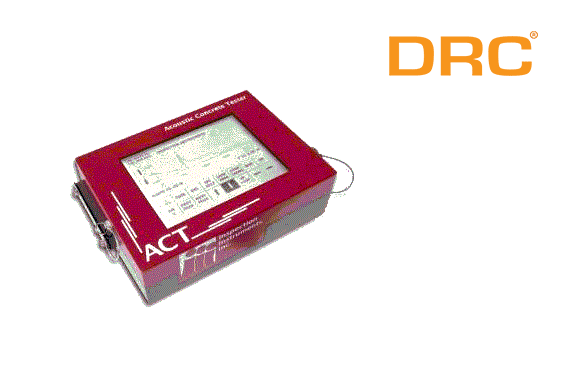 DRC PILE - Akustik Beton Test Cihazı