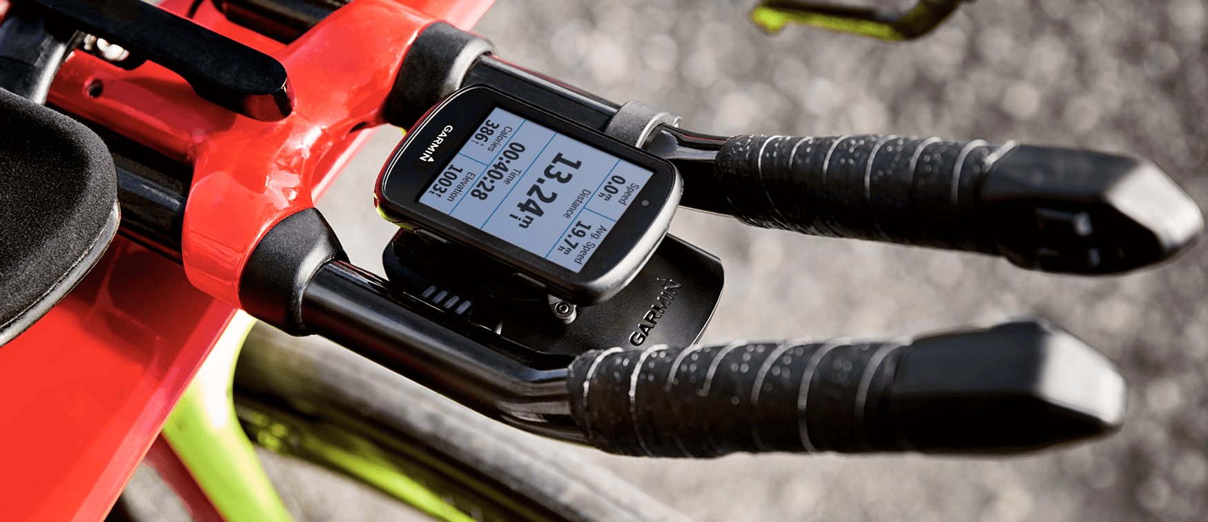 Garmin Edge Time Trial/Tri Bar Tutacak