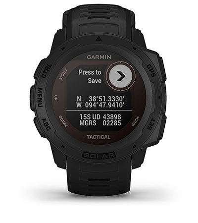 Garmin Instinct Solar Tactical