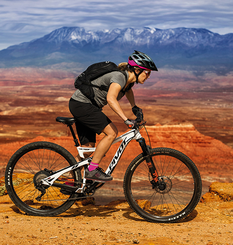ABUS MOVENTOR MTB Bisiklet Kaskı