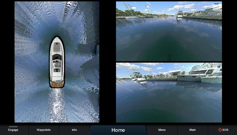 Garmin Surround Kamera Sistemi